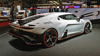Italdesign will build five of its Zerouno supercar, a carbon