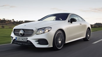 Return To Form 2018 Mercedes Benz E Class Coupe First