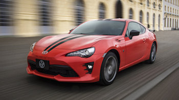 The Toyota 86 860 Is A More Expensive Way To Buy A Brz Limited
