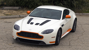 The Last Gunfighter Aston Martin V Vantage S First Drive - Aston martin vantage v12