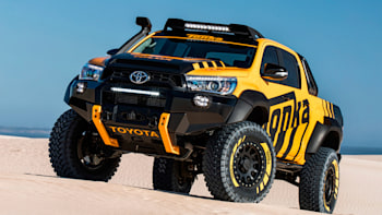 Toyota Hilux Tonka Concept is the toy you've always dreamed of
