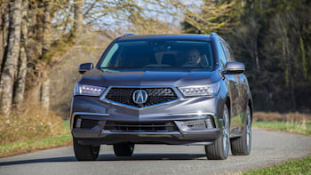 Research 2017                   ACURA MDX pictures, prices and reviews