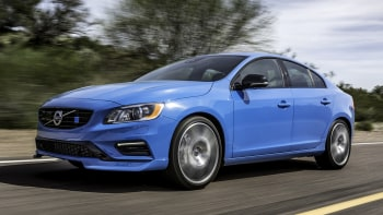 The good kind of blues | 2017 Volvo S60 and V60 Polestar