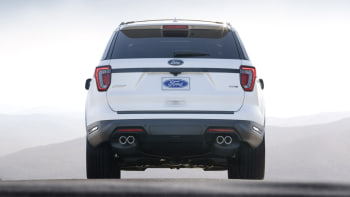 2020 Ford Explorer To Be Rear Wheel Drive According To Reports