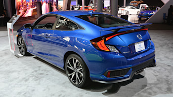 Why The 2018 Honda Civic Si Only Makes 205 Horsepower Autoblog