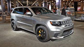 Why The 2018 Jeep Grand Cherokee Trackhawk Really Exists Autoblog