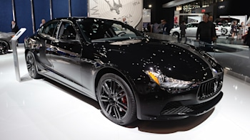 Maserati Ghibli Gets Blacked Out Nerissimo Special Edition