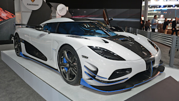 Koenigsegg Agera Rs1 Offers 1 360 Hp Does 0 60 In 2 8 Seconds