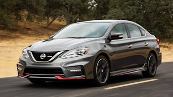 Overpriced And Underwhelming 2017 Nissan Sentra Nismo