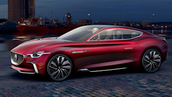 Future MG roadsters will go electric AWD, brand's Chinese