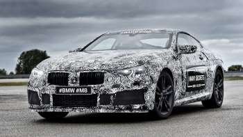 The Bmw M8 Is Coming But It Probably Wont Have A V12 Autoblog