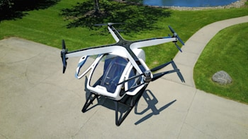 Workhorse SureFly is the next step toward a flying car | Autoblog