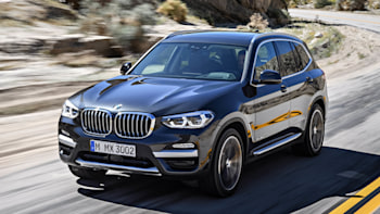 First Drive Review Of The 2018 Bmw X3 Xdrive30i Autoblog
