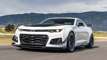 Chevy Camaro Zl1 1le >> Aero And The Beast 2018 Chevy Camaro Zl1 1le First Drive
