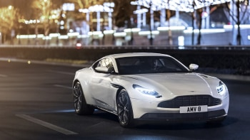 Aston Martin Db11s Recalled Over Steering Column Supplied By Daimler