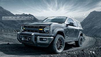 Don T Burn The Ford Bronco Name On A Warmed Over Ford Escape Autoblog
