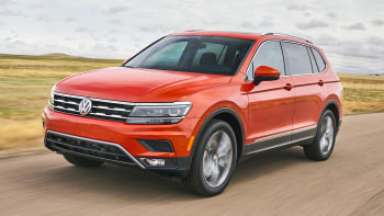 2018 VW Tiguan Allspace: Redesign, Trims, Price >> 2018 Volkswagen Tiguan First Drive Imperfect Improvement
