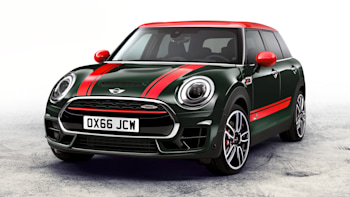 2017 Mini John Cooper Works Clubman All4 Pint Size Performer With