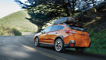 2018 Subaru Crosstrek First Drive | Tall in stature, short