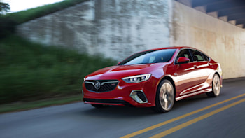 2018 Buick Regal Gs Is The Best Regal Since The Gnx Autoblog