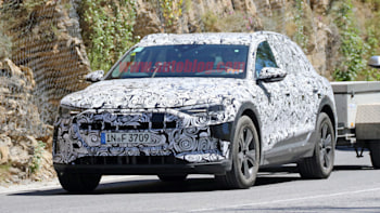 Audi E Tron Crossover Reveals In Summer Priced Less Than Tesla