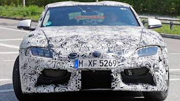 Toyota Supra To Be Little More Than A Rebodied Bmw Z4 Autoblog