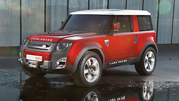 Land Rover Defender Might Come To America In 2019 Autoblog