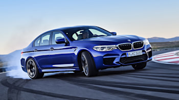 BMW unveils the 2018 M5 sedan with 600 horsepower with M xDrive package