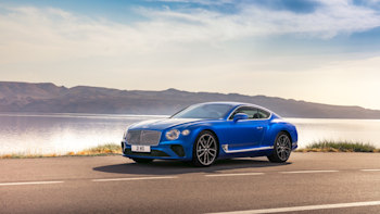 2019 Bentley Continental Gt Gets Stunning New Looks But