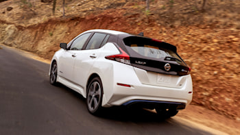 Expect 60 Kwh Nissan Leaf At Ces Report Says Autoblog