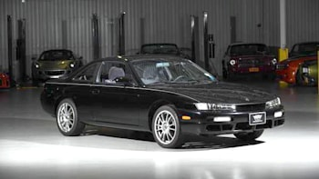 For sale: Nissan 240SX  Year: 1997  Mileage: 676  Location: living