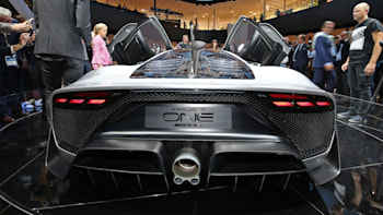 Mercedes Amg Takes Aim At Project One Speculators Autoblog