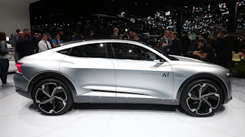 Audi S New Elaine Concept Car Can Empathize With You Autoblog