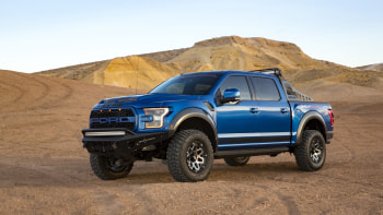 Ford Shelby Truck >> Meet The 525 Horsepower Shelby Baja Raptor The Cobra Of