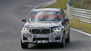 Bmw X3 M May Get 475 Hp Competition Package Autoblog
