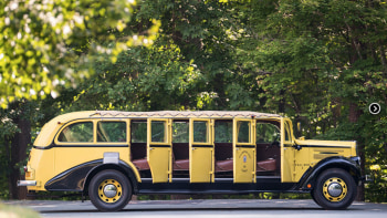 Tour Bus For Sale >> For Sale This 1937 Yellowstone Tour Bus Is The Ultimate Party