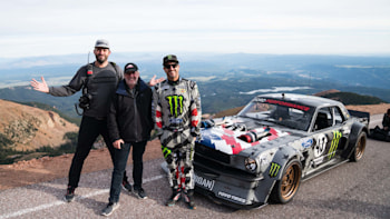 Climbkhana Ken Block Explains Pikes Peak Assault In Latest Gymkhana