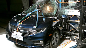 Honda Odyssey gets top safety ratings in insurance