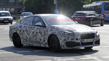 Spy shots provide first look at BMW 2 Series Gran Coupe - Autoblog
