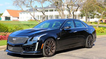 Cadillac To Expand V Series Lineup With 2019 Ct6 V Autoblog