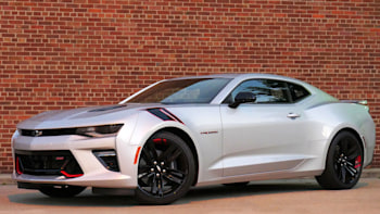 2018 Chevy Camaro SS Drivers' Notes | Demonstrative power, middling