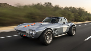 Superformance Corvette Grand Sport First Drive: A roarty, snorting