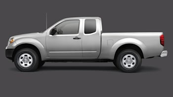 A Redesigned Nissan Frontier Pickup Truck Is Almost Finished Says