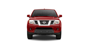 A redesigned Nissan Frontier pickup truck is almost finished