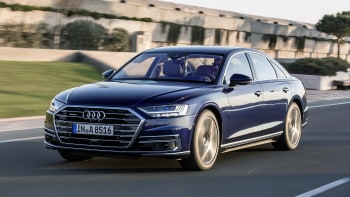 A Is The Last Audi To Get The W Engine Exclusive Of Bentley - Audi a8 w12