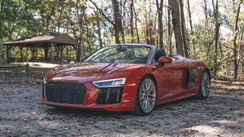 2017 Audi R8 V10 Spyder Drivers Notes The Everyday Supercar