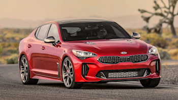 2018 Kia Stinger Gt First Drive Review Sleeper Of The Year Autoblog