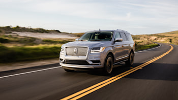 Lincoln Navigator Picked In Public Vote As Best Vehicle At Detroit - Lincoln car show