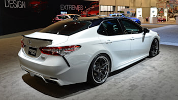 2018 Custom Toyota Camry >> Toyota Nascar Drivers Create Their Own Custom Camrys Autoblog
