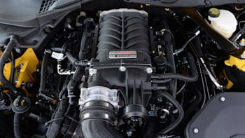 2018, 2019 Ford Mustang GT supercharger available from Ford